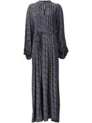 платье с поясом Talitha