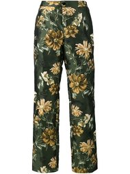 брюки с цветочным узором  For Restless Sleepers