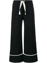 брюки с логотипом  Jour/Né