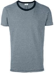 футболка в полоску 'Punk Rock' Saint Laurent