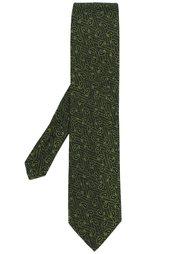 галстук с жаккардовым узором Etro