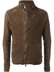 куртка на двойной молнии Giorgio Brato