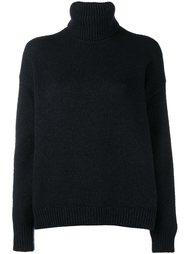свитер с высокой горловиной Vince