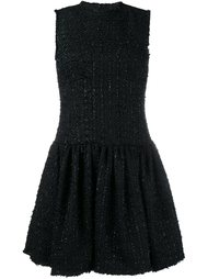 твидовое платье-шифт  Simone Rocha