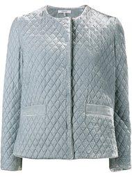 бархатный пиджак 'Hayden'  Ganni