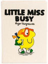 клатч-книга 'Little Miss Busy' Olympia Le-Tan