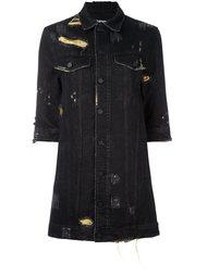 джинсовое платье 'Eagle' Filles A Papa