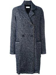 двубортное пальто  P.A.R.O.S.H.
