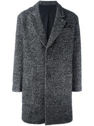 твидовое пальто Ami Alexandre Mattiussi