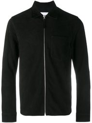 leather zip jacket Our Legacy