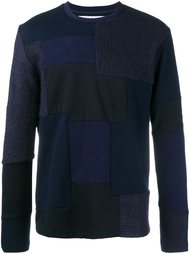 patch jumper White Mountaineering