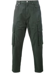 брюки-карго Helmut Lang