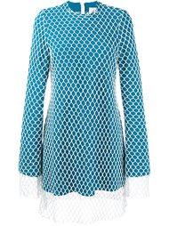 сетчатое платье  Marques'almeida