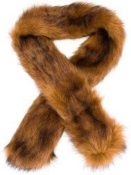 furred scarf Hope