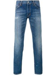 джинсы прямого кроя Visvim