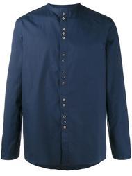collarless shirt By Walid