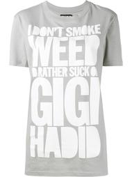 "футболка ""Gigi Hadid"" House Of Holland"