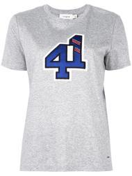футболка 'Emb 41' Coach