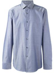 рубашка на пуговицах Boss Hugo Boss