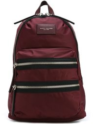 рюкзак с карманами на молнии Marc Jacobs