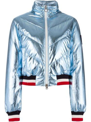 дутая куртка бомбер Rossignol