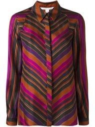 рубашка в полоску Diane Von Furstenberg