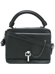 сумка через плечо с двойной застежкой-молнией Carven
