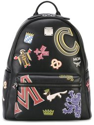 multi-patch backpack MCM
