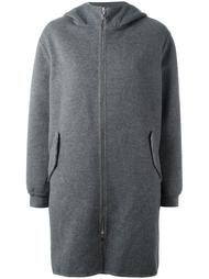 куртка-пуховик на молнии Moncler Gamme Rouge