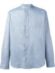 рубашка с воротником-стойкой Ps By Paul Smith