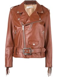 байкерская куртка с бахромой Golden Goose Deluxe Brand