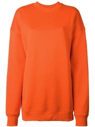 oversized sweatshirt Marques'almeida