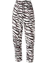 спортивные брюки 'Tiger Stripes' Kenzo