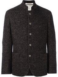 твидовая куртка Massimo Alba
