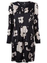 платье с цветочным узором Twin-Set