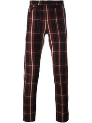 брюки в клетку Vivienne Westwood Anglomania