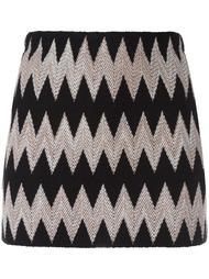 трикотажная приталенная юбка Missoni