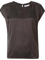 драпированная футболка Just Female