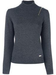 свитер с высокой горловиной Dsquared2