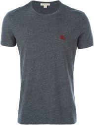 футболка с вышитым логотипом Burberry Brit