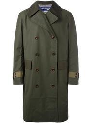 двубортное пальто Junya Watanabe Comme Des Garçons Man