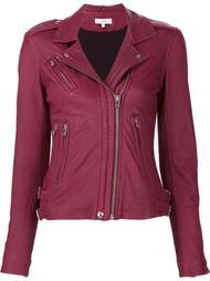 zip up biker jacket Iro