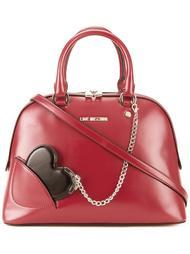 средняя сумка-тоут Love Moschino