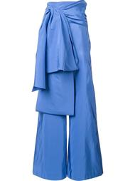 oversized bow trousers Rosie Assoulin