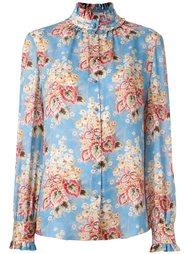 floral print shirt  Vilshenko