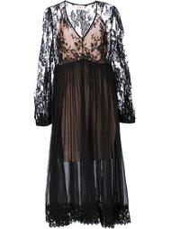 sheer lace dress Zimmermann