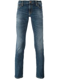 джинсы 'Long John Skinny' Nudie Jeans Co