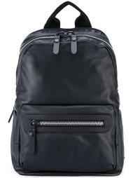 рюкзак с карманом на молнии Lanvin