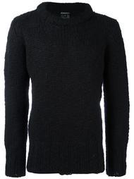 свитер массивной вязки Ann Demeulemeester