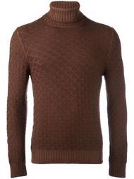 свитер с высоким горлом Tagliatore